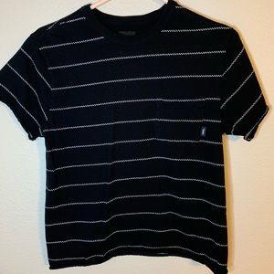 VANS striped T